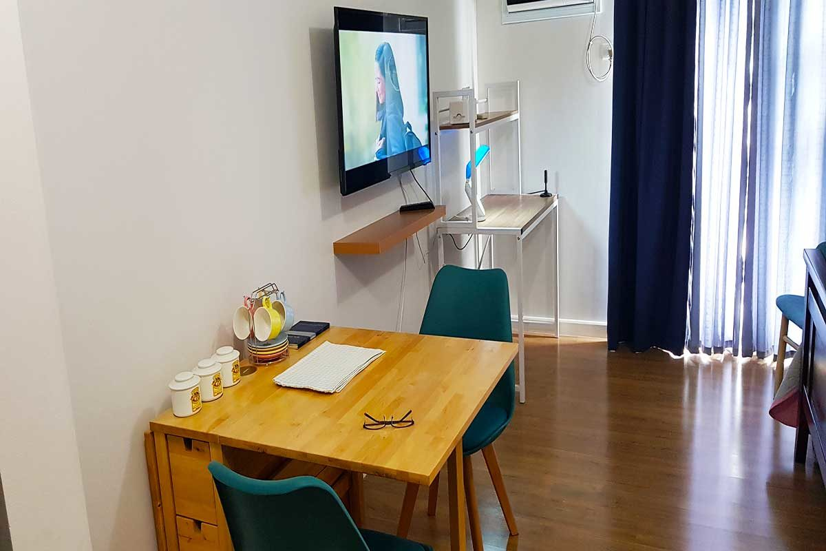 Fully Furnished Spacious Studio