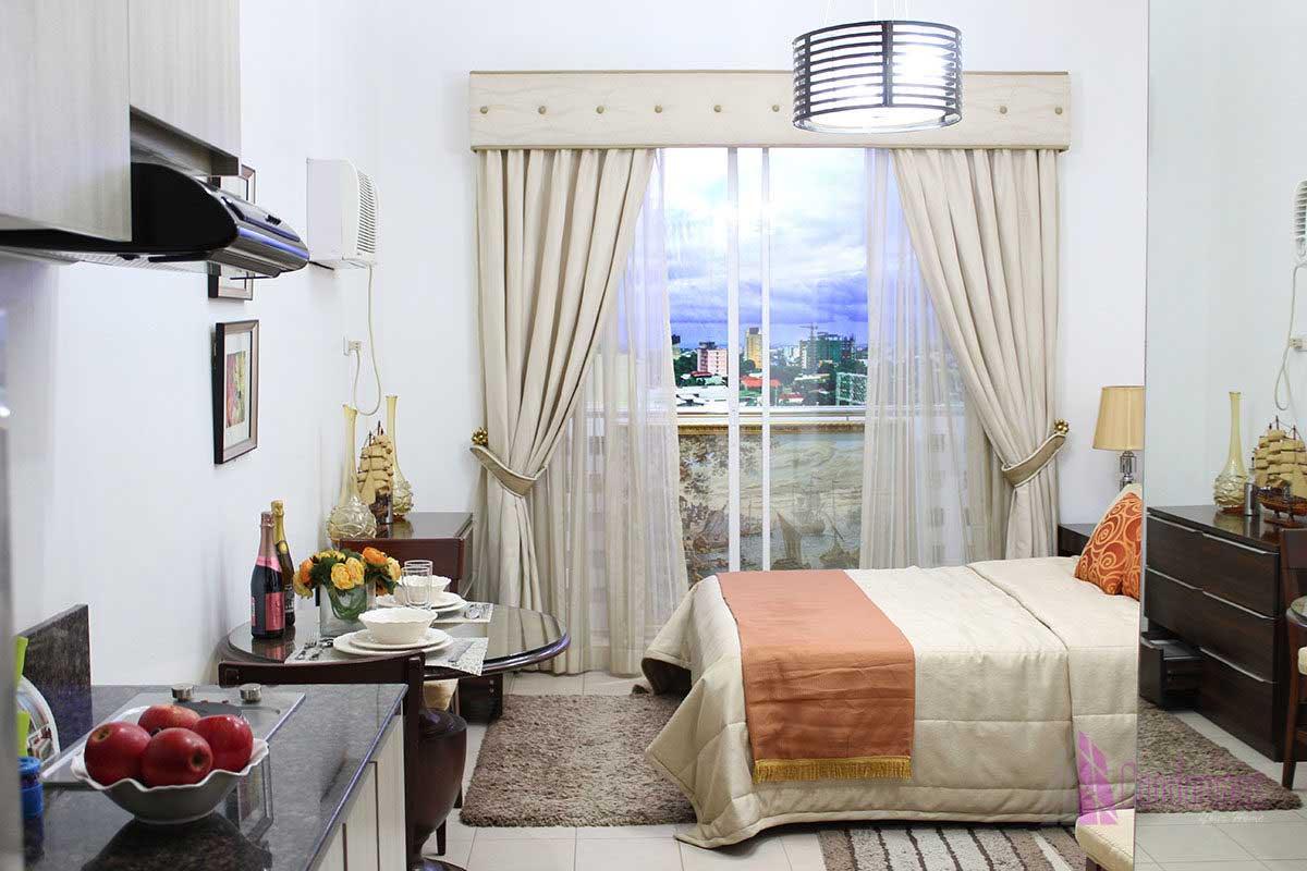 Studio Room – Finish with Balcony