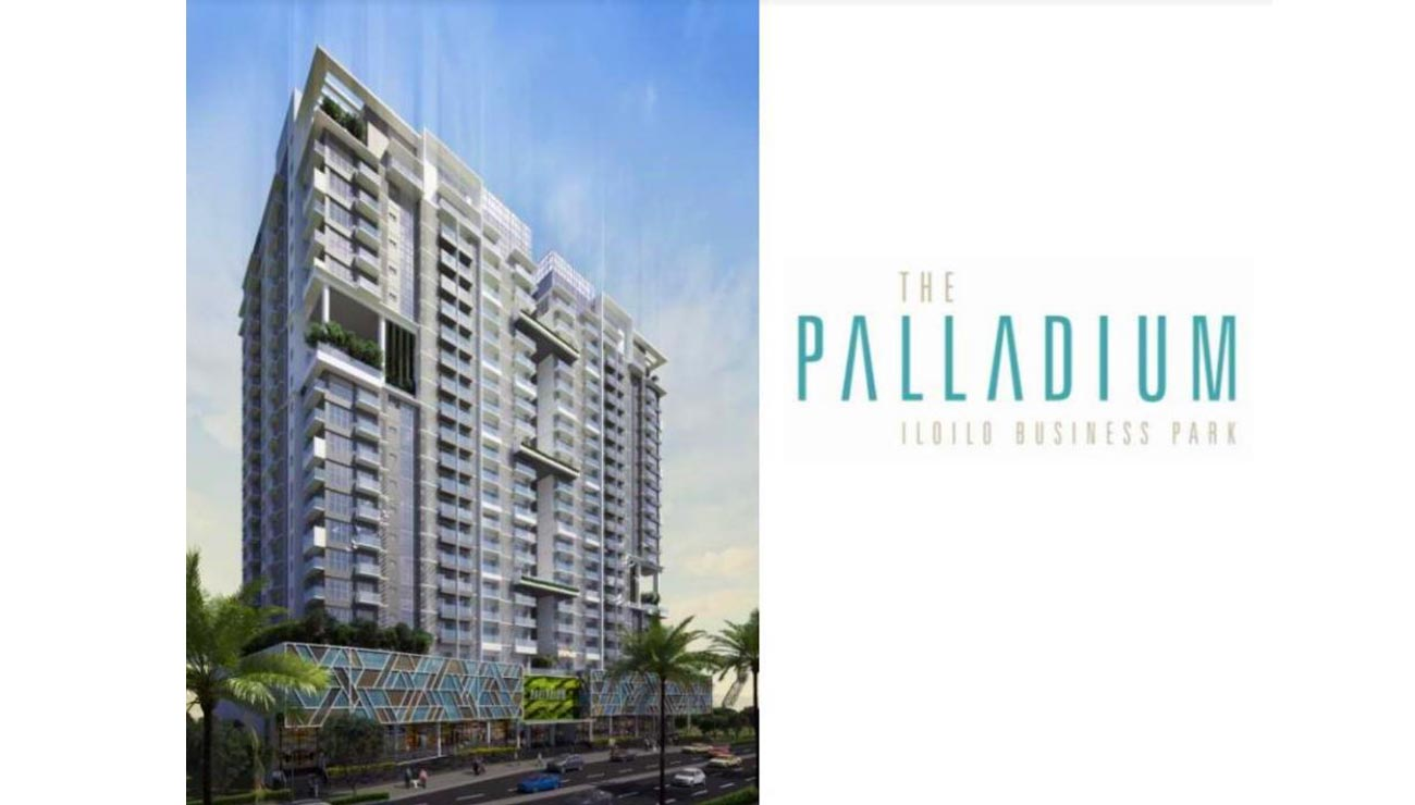 """The Palladium"" by: Megaworld"