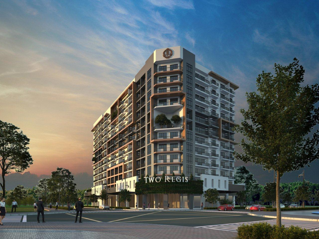 Two Regis Condo at Bacolod City