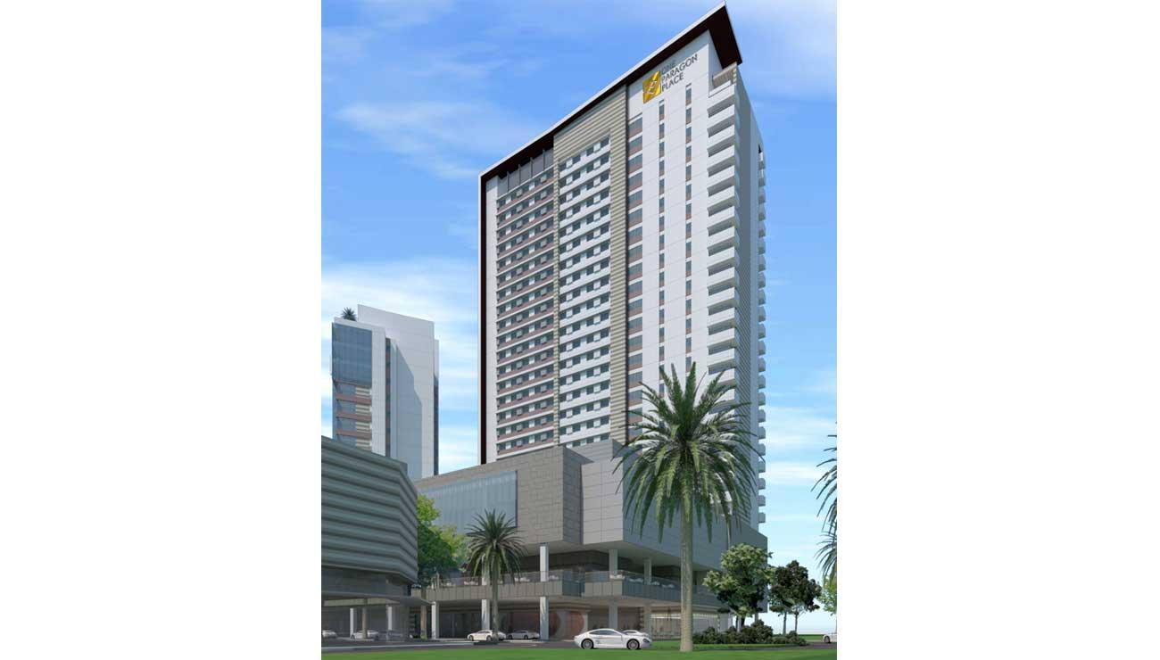 One Paragon Place by Cebu Landmaster