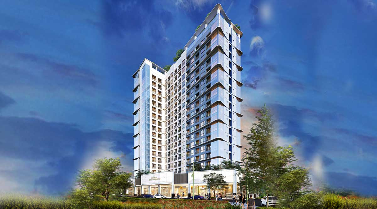 """""""The Pearl"""" Global Residences by Megaworld"""